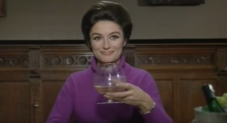 ANOUk  aimee woman wine