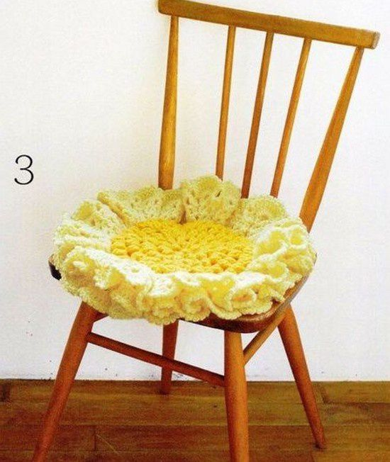 Dessus De Tabourets Crochet And Art Tutorial