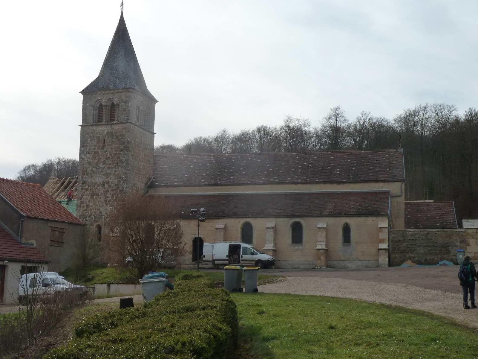 Autour de Grancey-le-Château (31/3/2016)