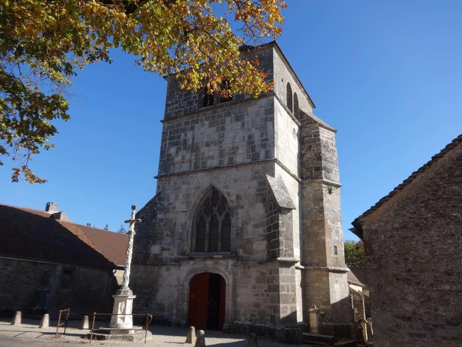 Autour de St-Romain (27/10/2016)