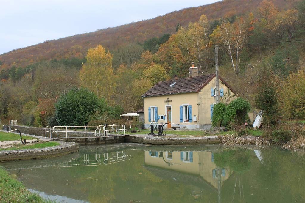 De Gissey-sur-Ouche à Barbirey-sur-Ouche (2/11/2017)
