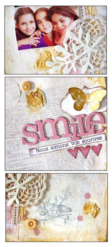 Give Your Scrap : une page aux enchères...