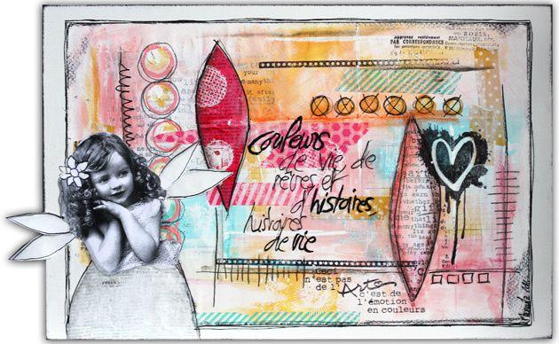 Envie d'ajouter une pincée d'Art dans votre vie ? Avis aux Morlaisiens &#x3B;-)