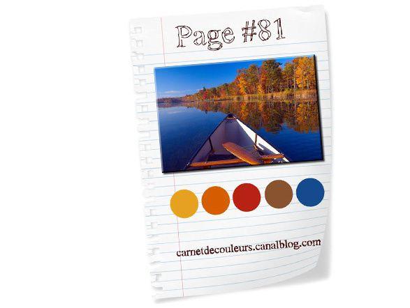 Carnet de Couleurs page #81