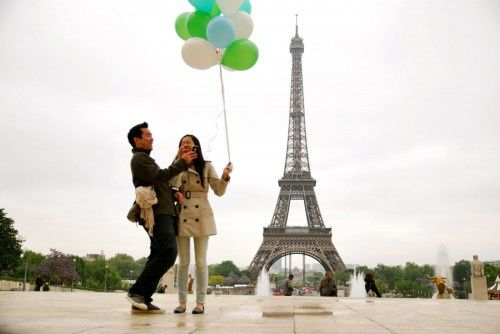 French courses to expatriate spouses in Paris