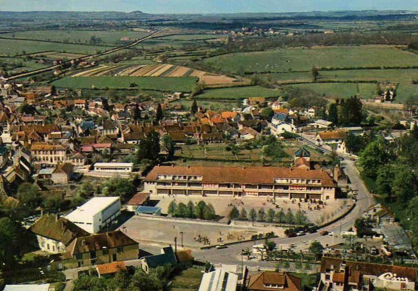 Ecoles, collèges d'Arnay-le-Duc.