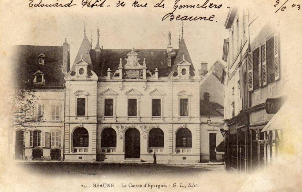 Beaune - Rue de l'Hôtel-Dieu, Restaurant du Marché et le Marché Couvert soit 15 CPA.