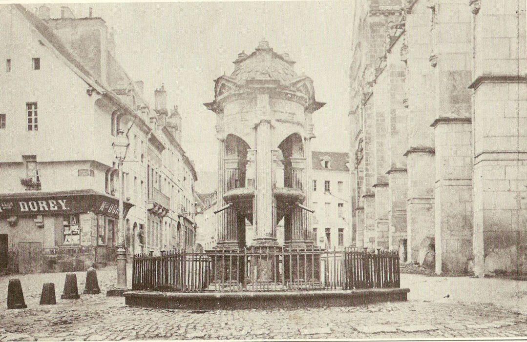 Fontaine Saint-Lazare - 71400 Autun