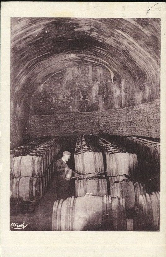 Exposition viticole, cartes diverse sur le vin, tonnelier - Beaune.