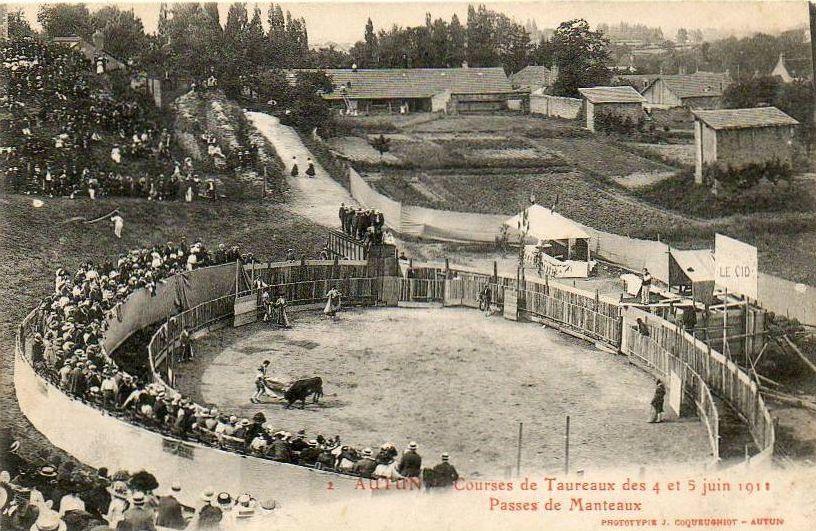 Théâtre Romain d'Autun - 71400 Autun.