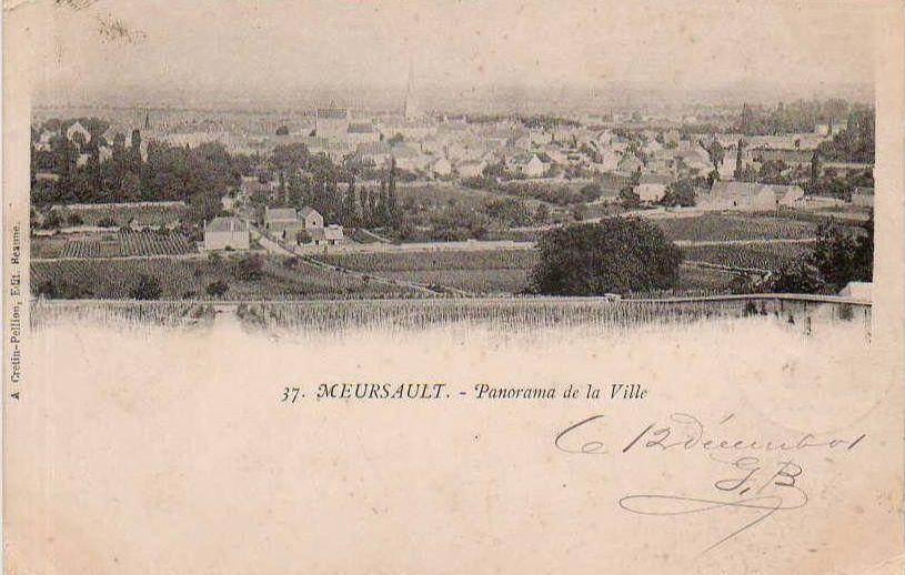 Meursault - 16 cartes postale - vue générale - Meursault.