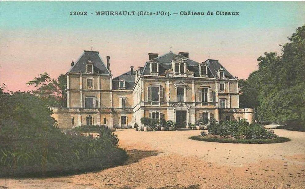Meursault - Château de Citeaux, Château de la Roseraie, Château de Meursault et Les Herbeux - Meursault.