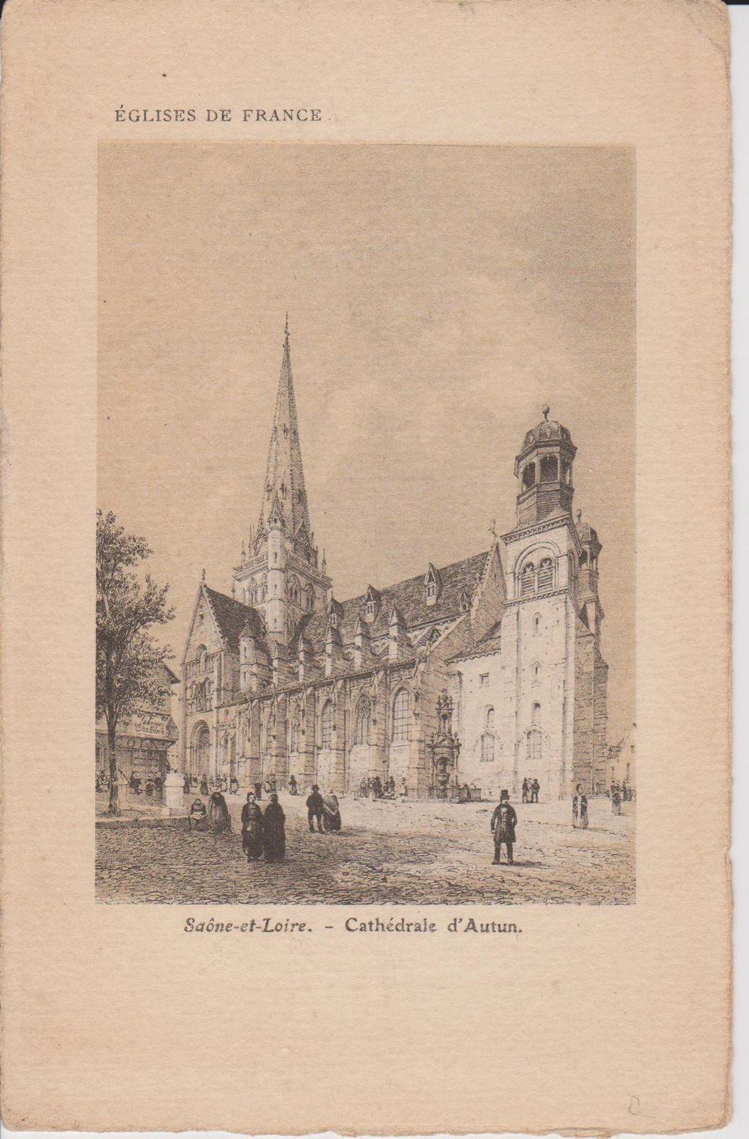 Place Saint-Louis - 71400 Autun