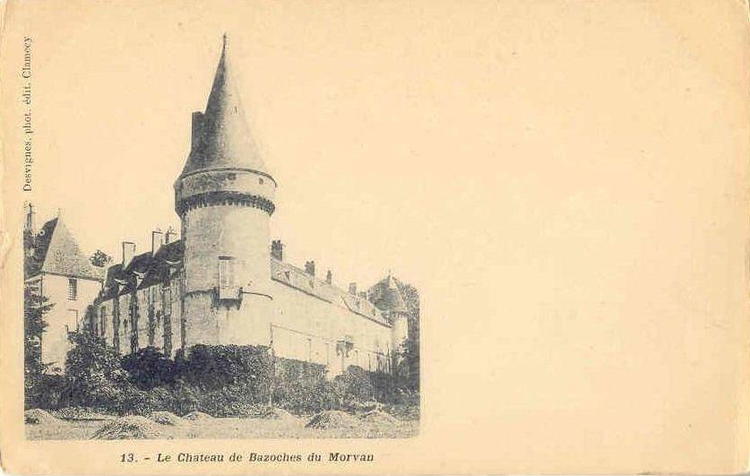 Bazoches - Le Château - Bazoches.