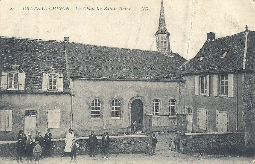 Château Chinon - La Roche Suize, L'Oustalet, Le Musée du Septennat, Le Palais de Justice, La Mairie - Château Chinon.