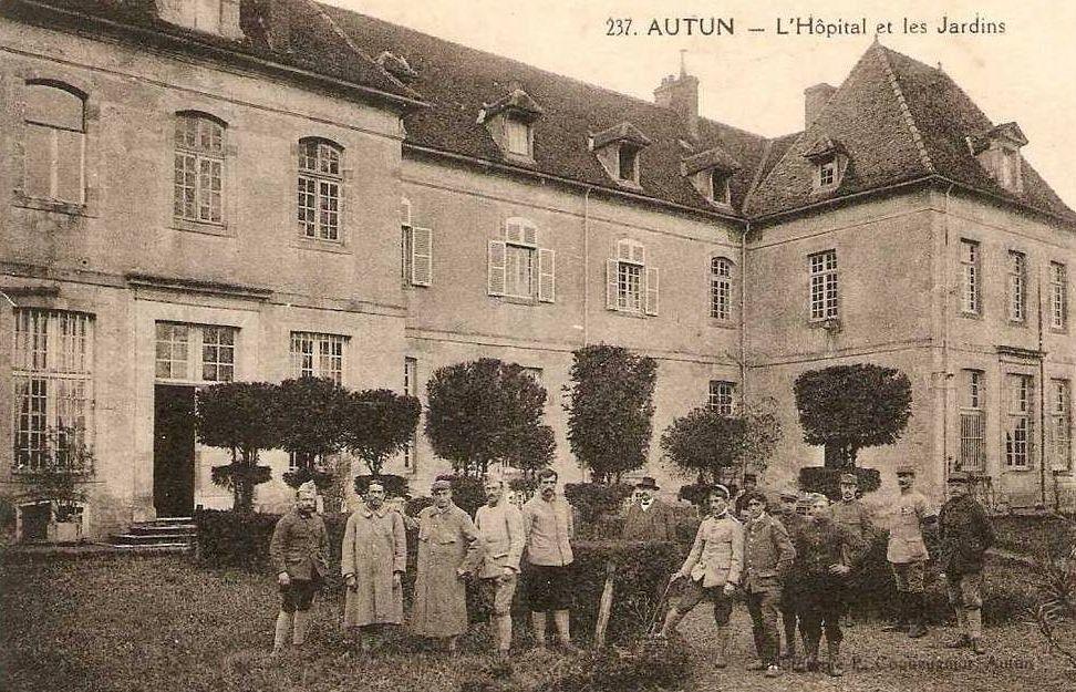 Boulevard Laureau et Boulevard Latouche - 71400 Autun.