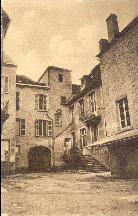 Clamecy - Ecole de Filles, Ecole de Garçons, le Collège, Ecole Saint-Charles, Ecole Primaire Supérieure de Jeunes Filles - Clamecy.