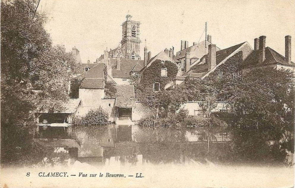 CLAMECY - Le Beuvron - CLAMECY