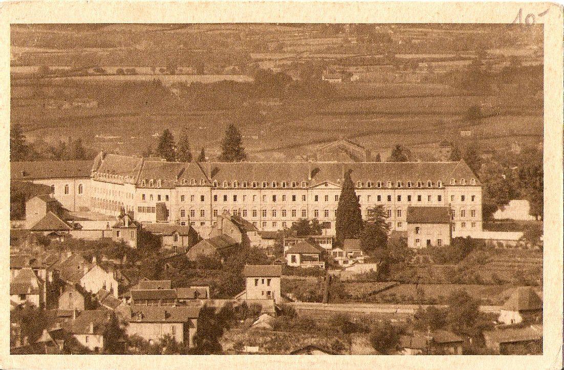 Maison Saint-Antoine - 71400 Autun.