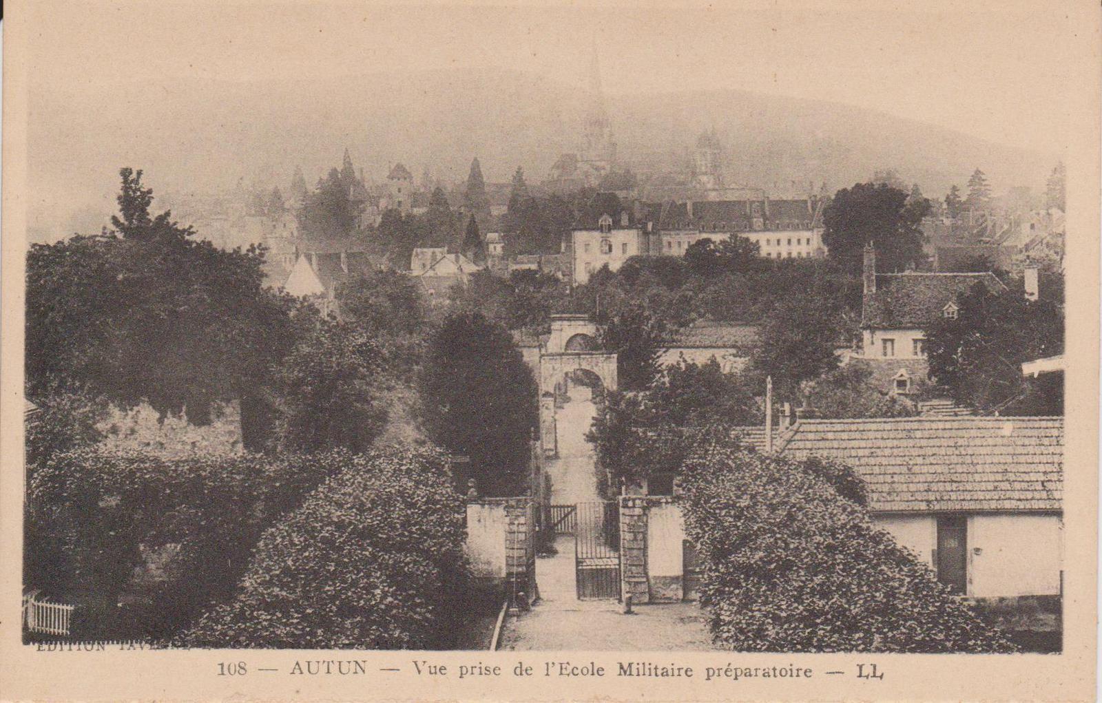 Lycée Militaire d'Autun - 71400 Autun