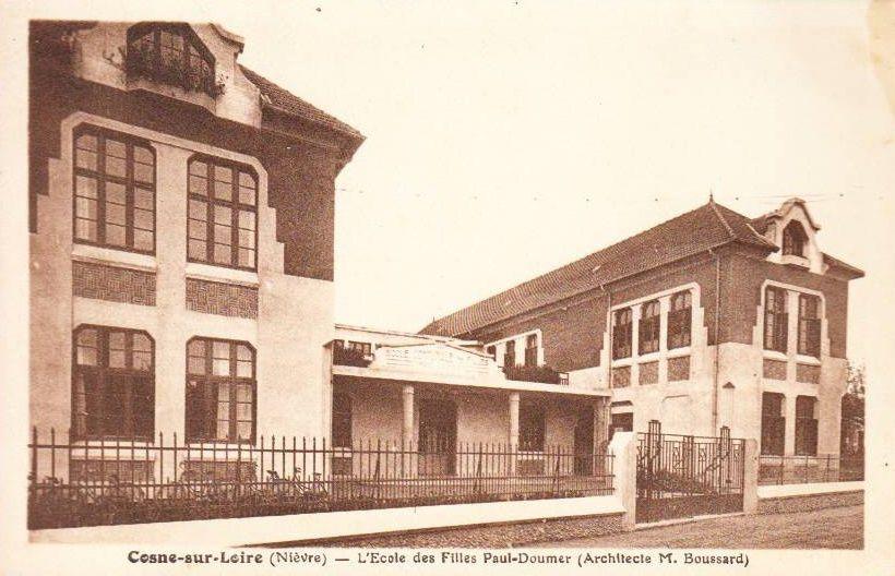 Cosne-sur-Loire -  école, collège, lycée  - Cosne-sur-Loire