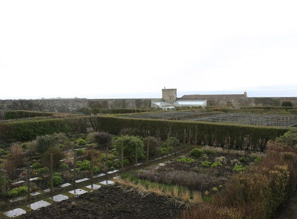 Le jardin de Castle of Mey