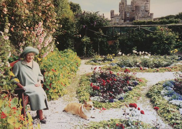 Jardin de Castle of Mey