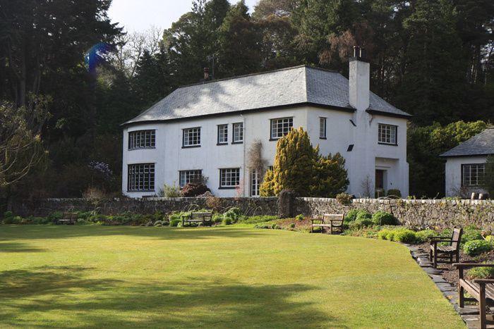La maison d'Inverewe