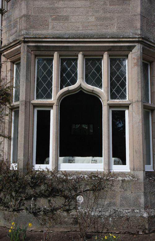 Fenêtre en Ecosse