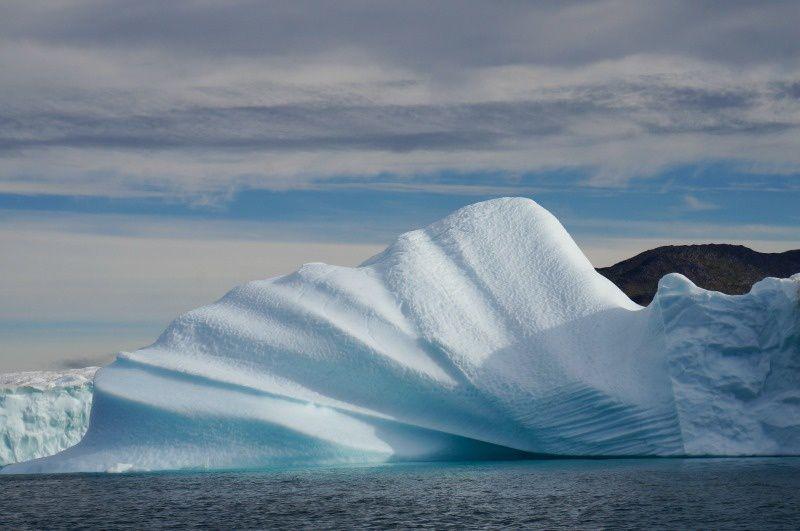 iceberg arctique