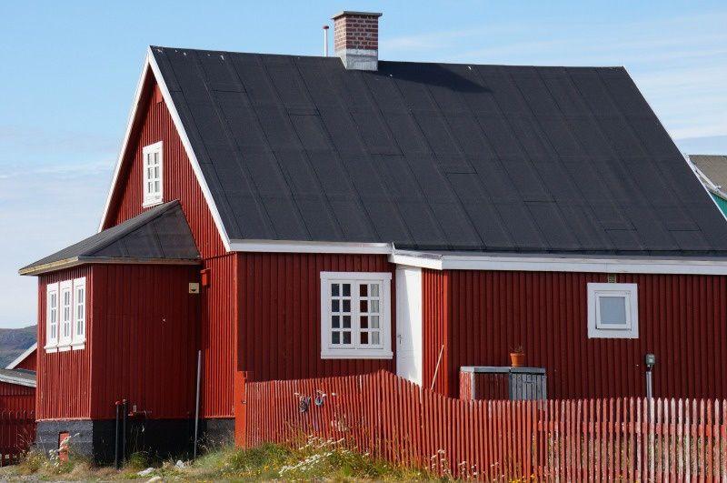 maison du Groenland