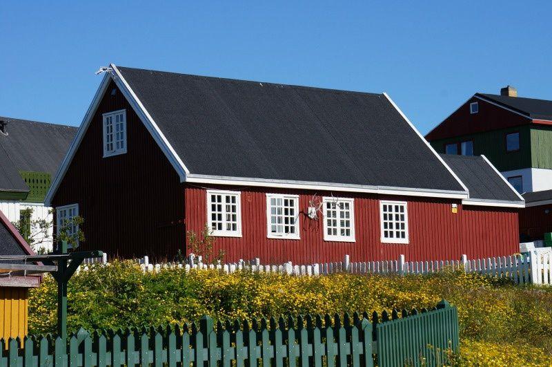 habitation de Nuuk