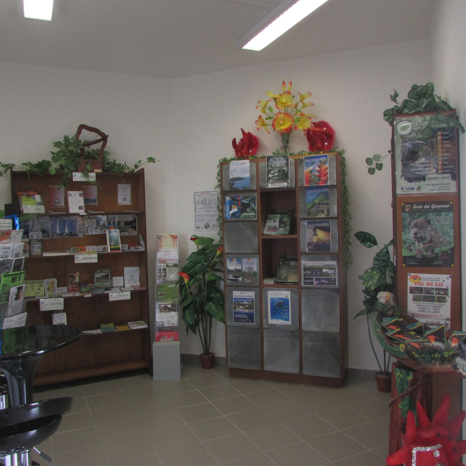 office de tourisme kourou