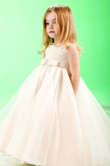 Robe mariage enfant-part superbe chic