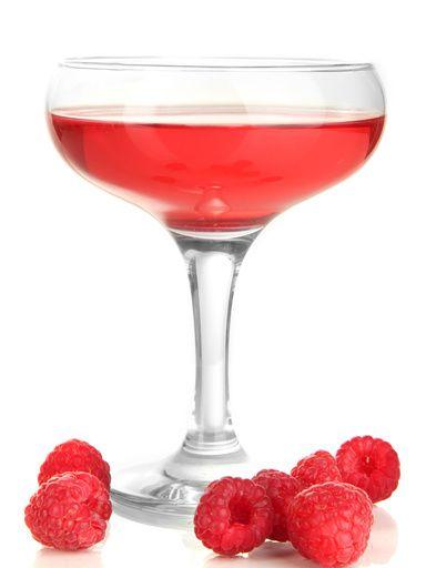 Cocktail La vie en rose