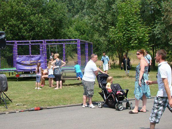 14 juillet parc urbain de Lomme
