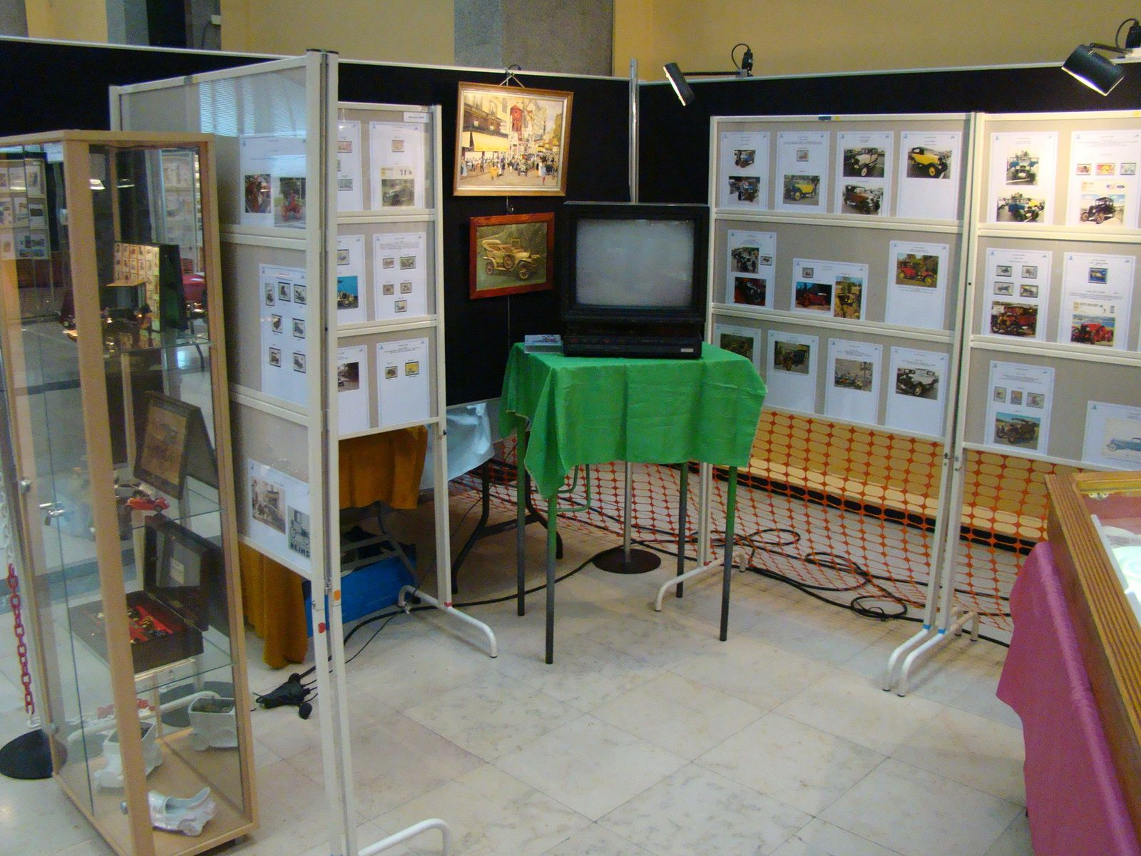 expo collectionneurs de Lomme