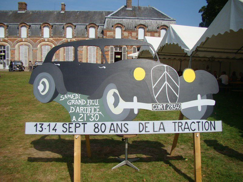 Tractions......80 ans