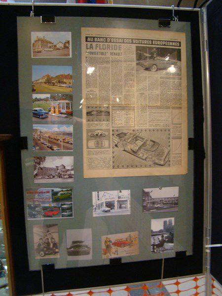 Exposition &quot&#x3B;les années 60&quot&#x3B; AC LOMME