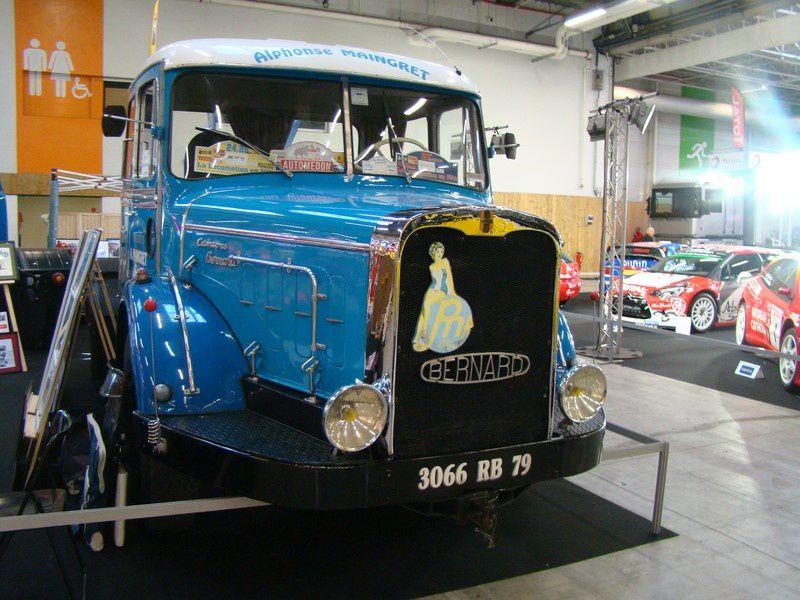 Automédon Paris le Bourget 2016