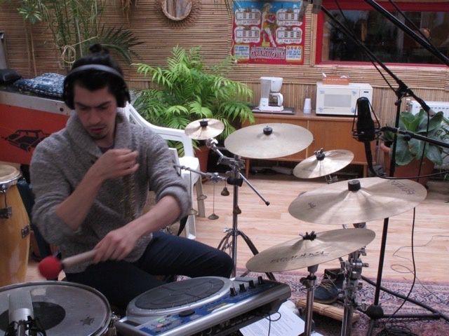 Enregistrement en studio du Cantique des cantiques