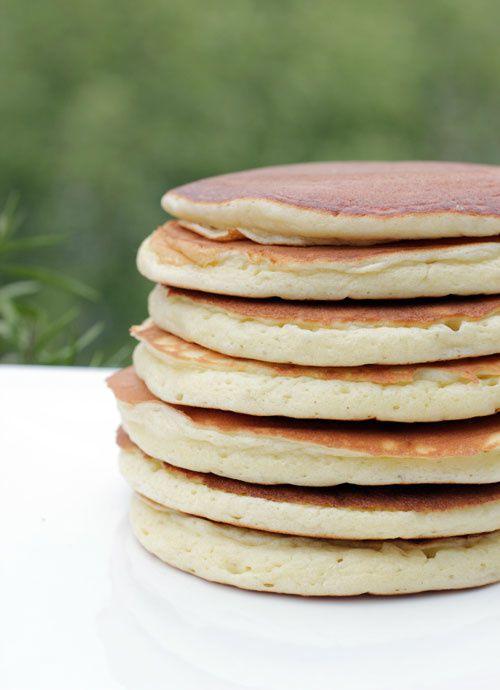 [ RECETTES FLUFFIE ] Pancakes au fromage frais fouetté