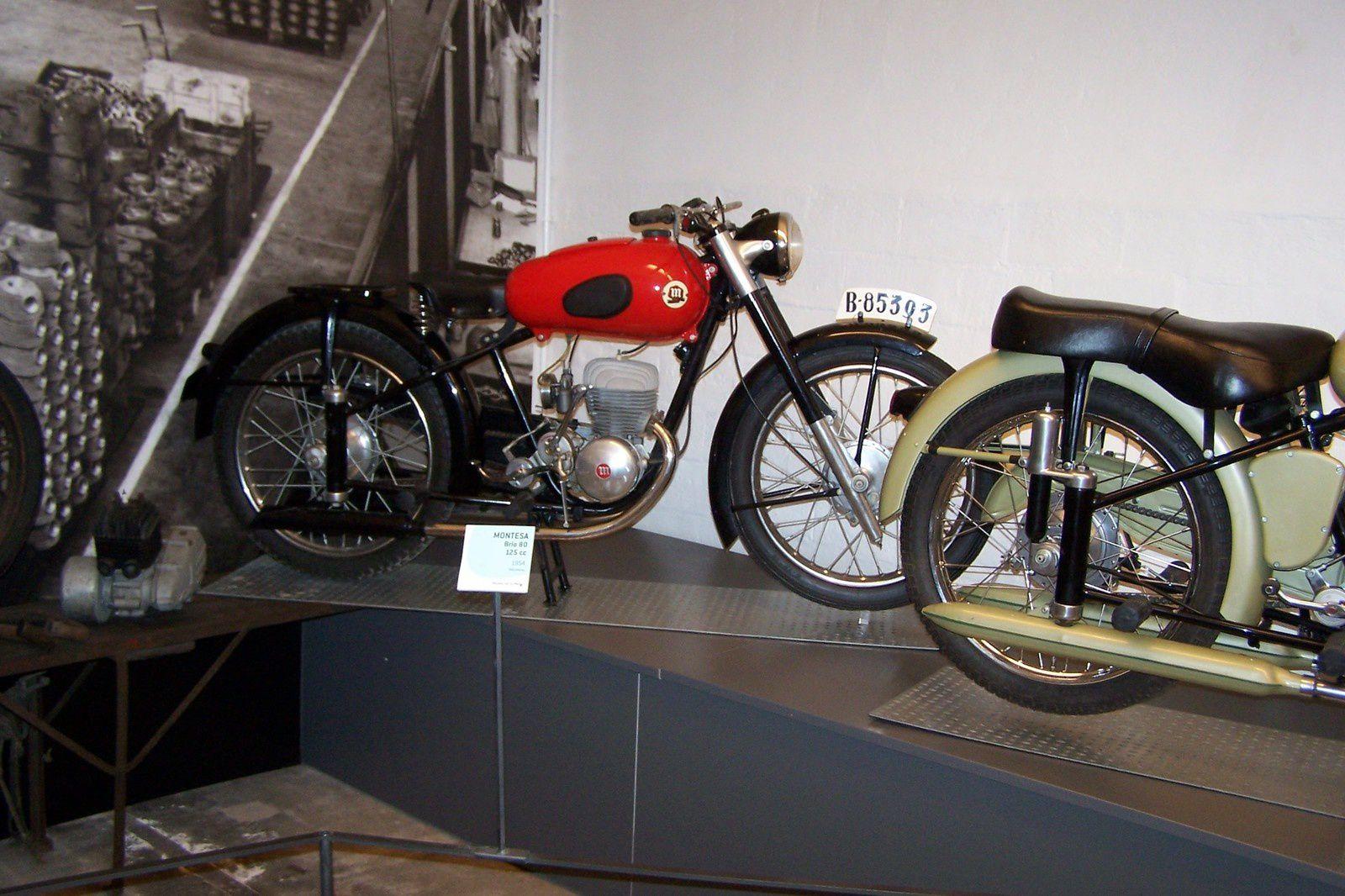 26-09-2015 MUSEE DE LA MOTO BARCELONE