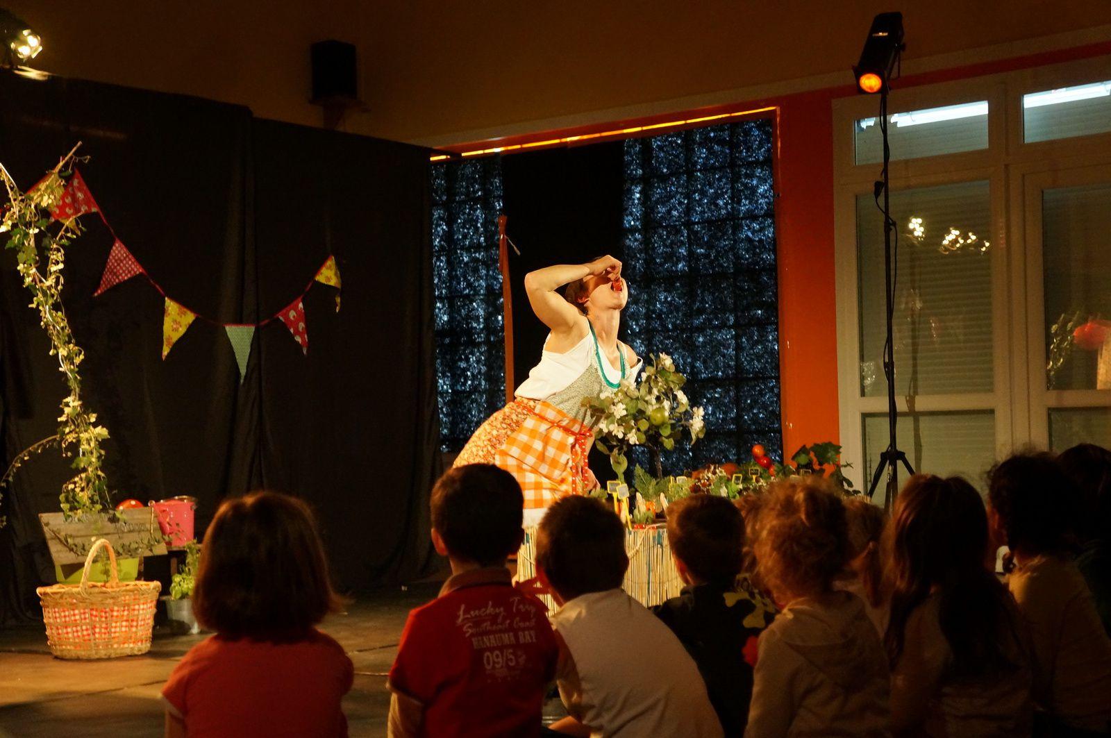 succès gustatif à Guilherand Granges pour Danse au Fil d'Avril!!!