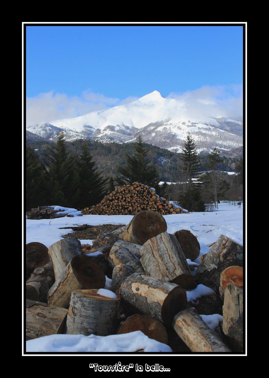 La montagne, le bois... ils sont indisociables !