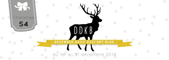 {Happy 2015} Challenge DDKB s4