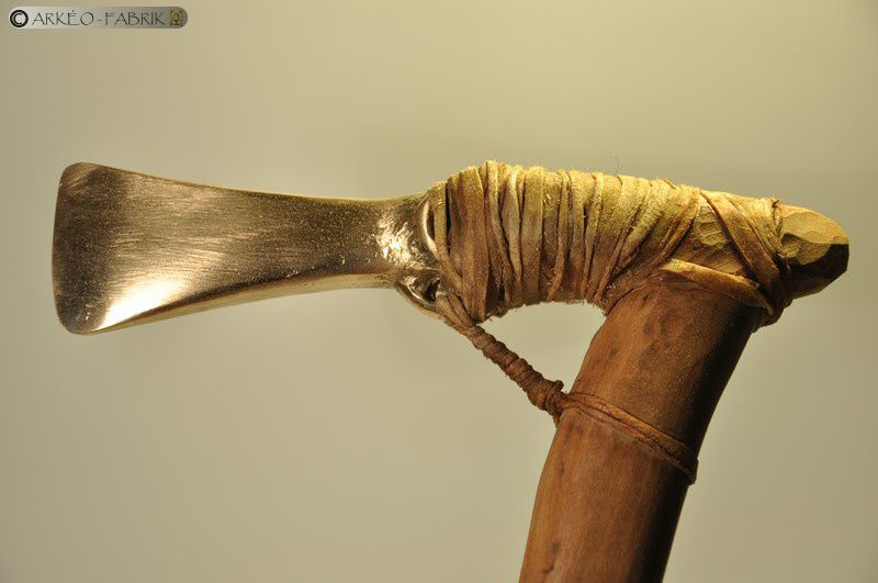 Fac-similés de l'Age du bronze