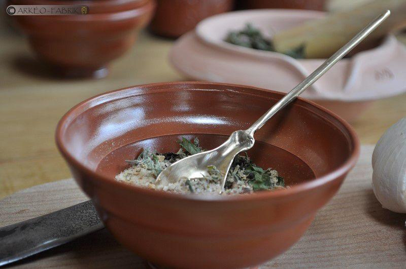 Mallette Alimentation / Cuisine gallo-romaine
