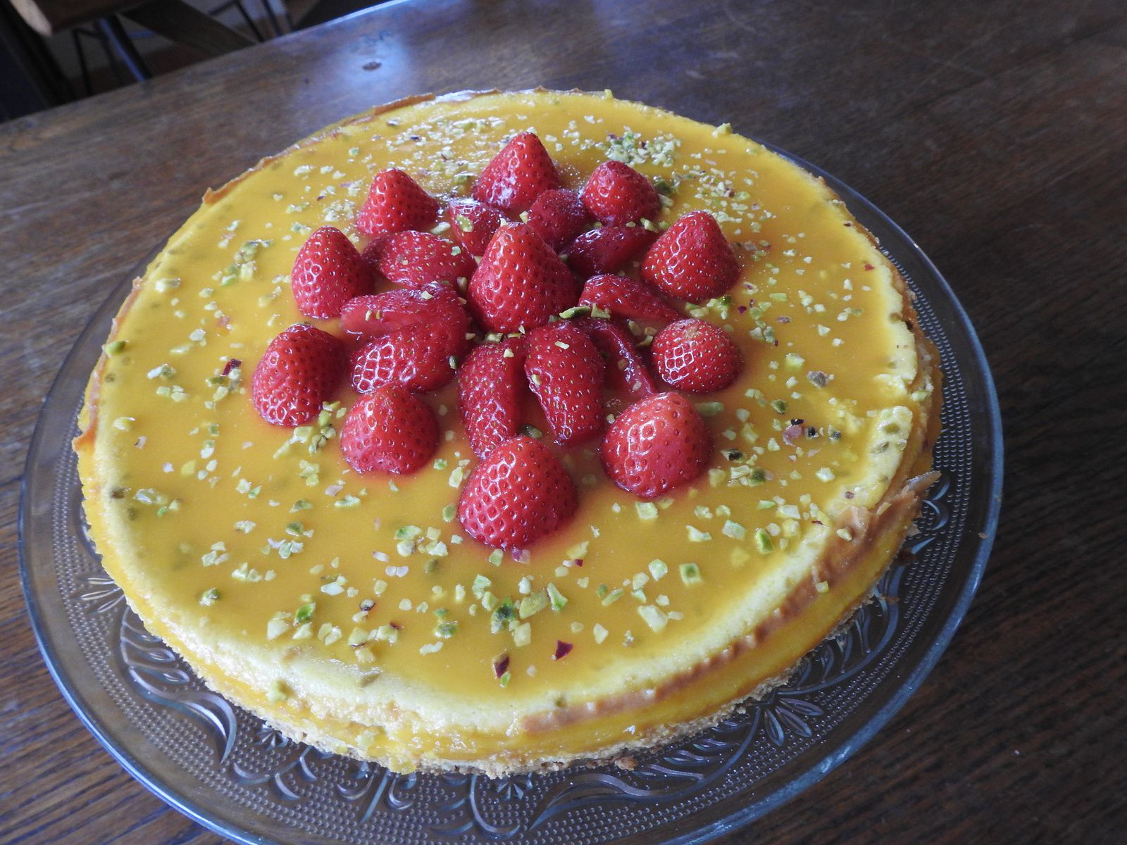 Les CHEESE CAKE D'AMOUR...