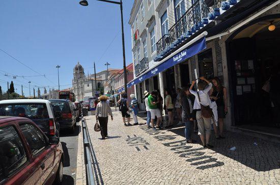Antiga Confeitaria de Belém desde 1837